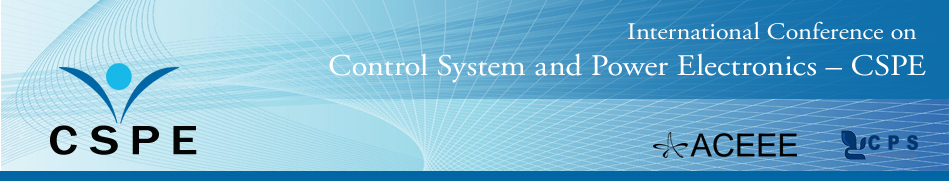 Control System and Power Electronics – CSPE 2014